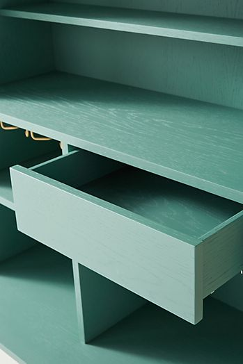 Slide View: 6: Bethan Gray Feather Collection Bar Cabinet