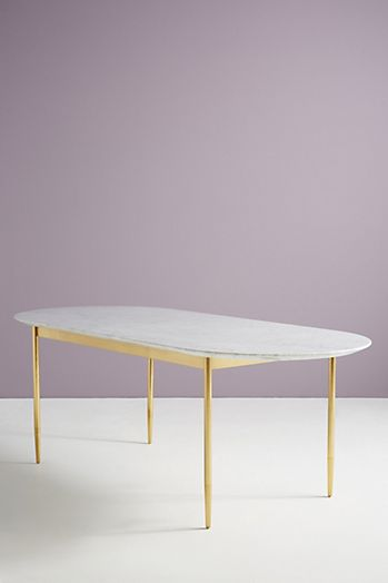 Slide View: 2: Bethan Gray Strike Collection Dining Table