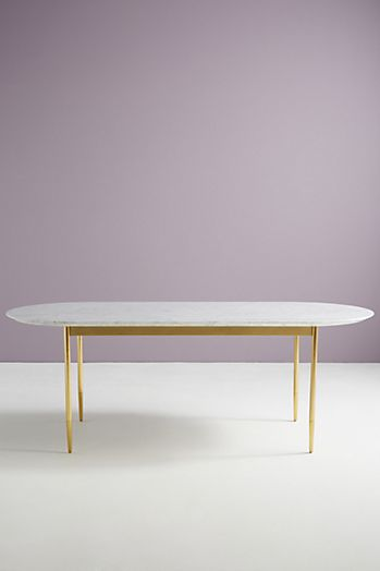 Slide View: 3: Bethan Gray Strike Collection Dining Table
