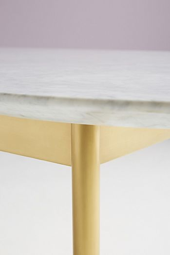 Slide View: 4: Bethan Gray Strike Collection Dining Table