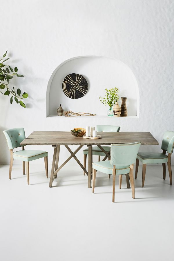 Slide View: 1: Farmhouse Dining Table