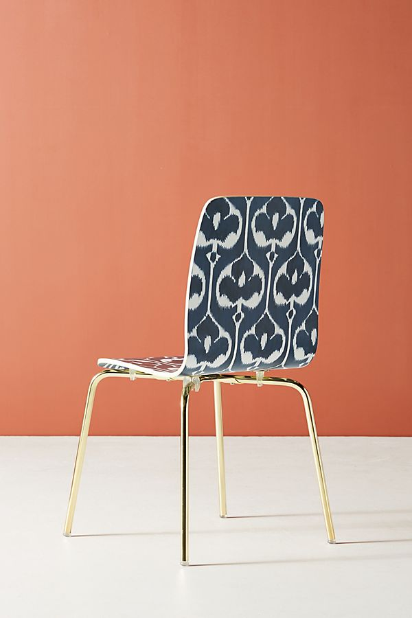Cool Ikat Tamsin Dining Chair Inzonedesignstudio Interior Chair Design Inzonedesignstudiocom