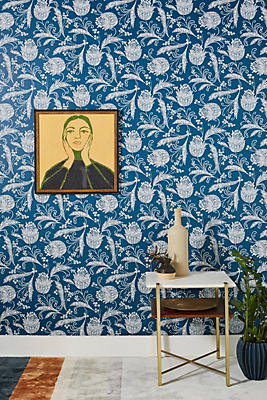 Rigby Wallpaper by Anthropologie