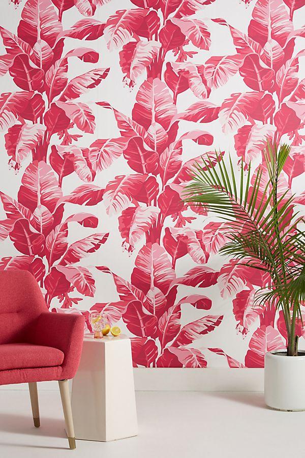 Slide View: 1: Electric Palm Wallpaper