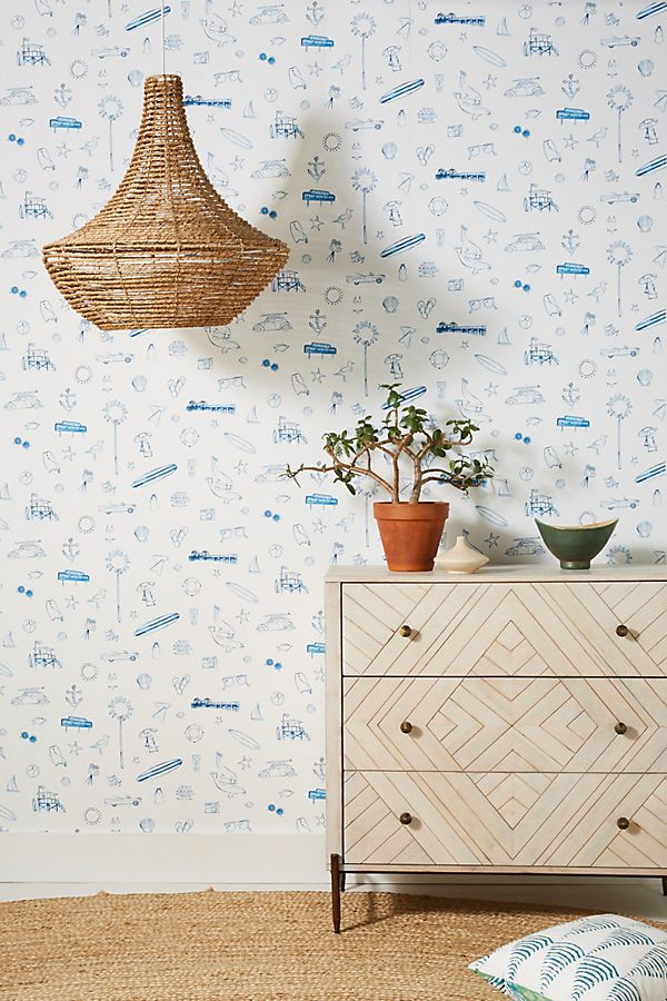Slide View: 1: Malibu Wallpaper