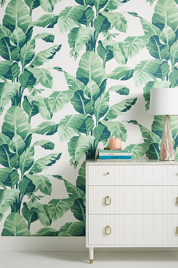 Slide View: 1: Pacifico Palm Wallpaper
