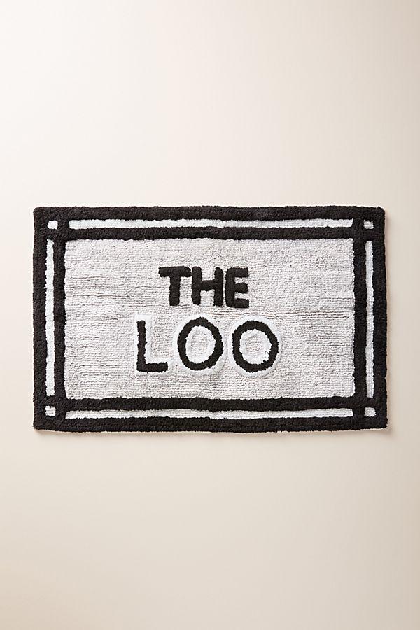 The Loo Bath Mat