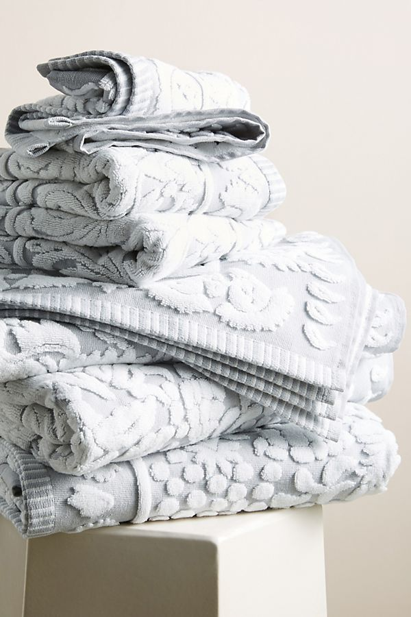 Slide View: 2: Fischer Bath Towel Collection