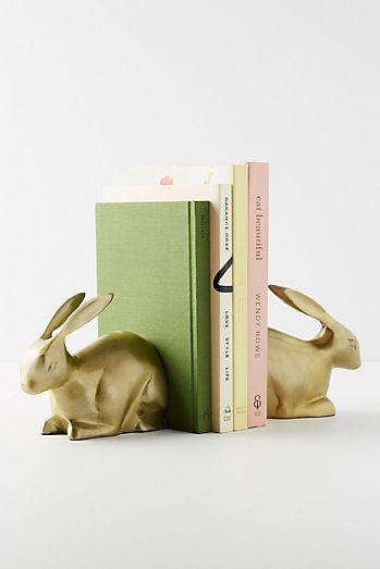 Bookends | Unique & Decorative Bookends | Anthropologie