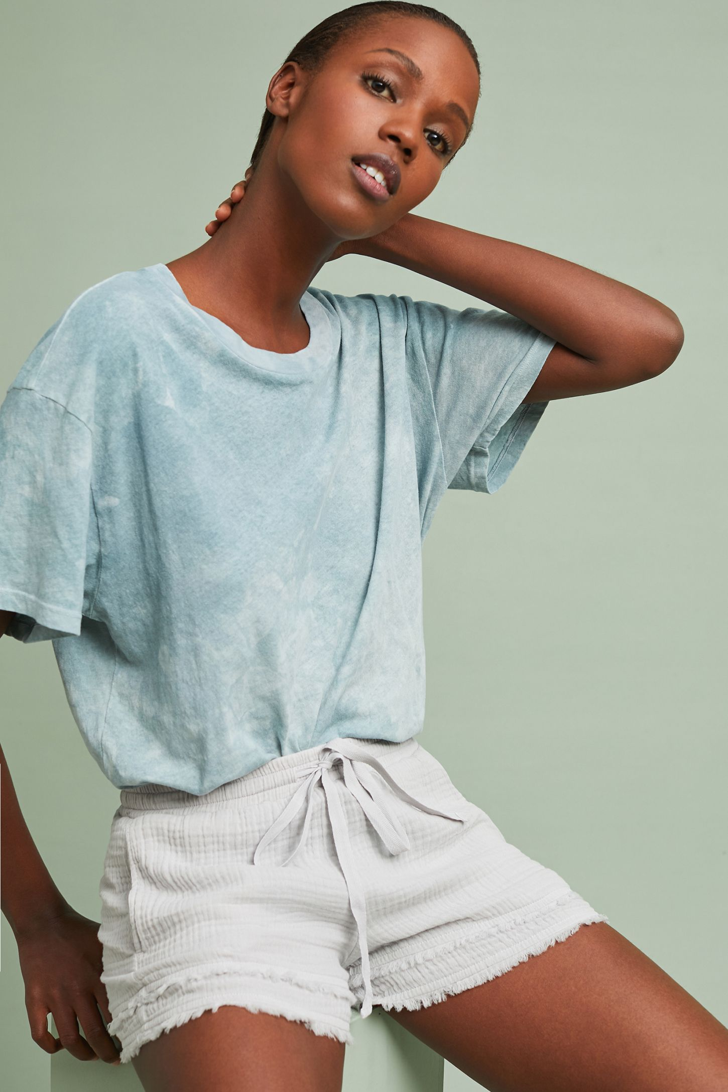 d90c0700a11 Relaxed Tunic Tee | Anthropologie