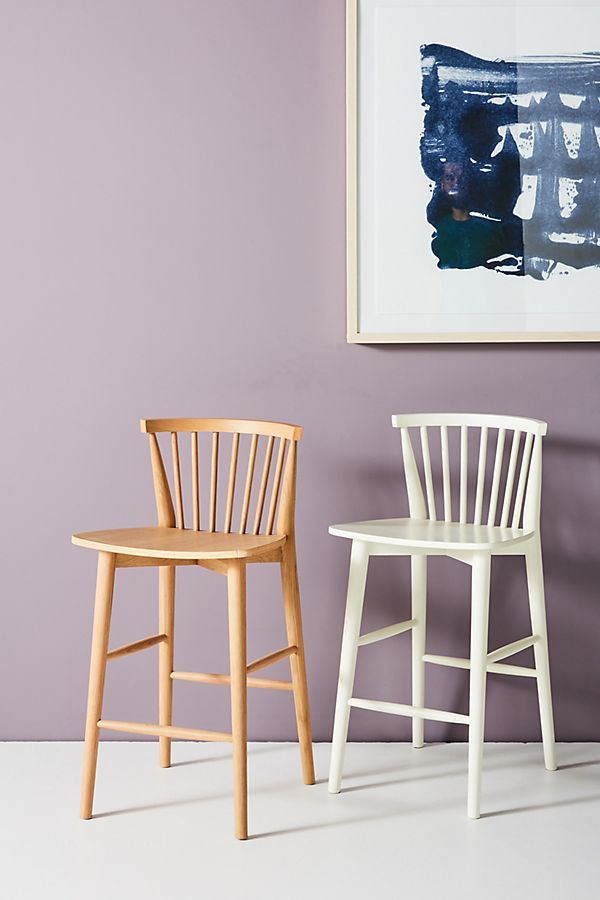 Slide View: 1: Remnick Counter Stool