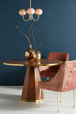 Slide View: 1: Quillen Dining Table