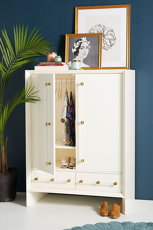 Slide View: 1: Merriton Armoire