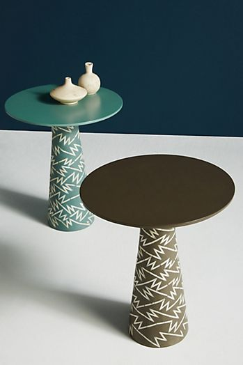 Slide View: 1: Bethan Gray Strike Collection Side Table