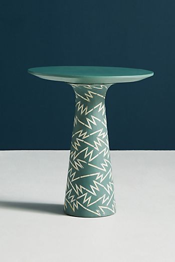 Slide View: 2: Bethan Gray Strike Collection Side Table