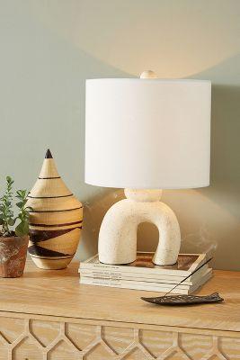 Mesa Ceramic Table Lamp Anthropologie