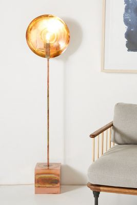 Floor Lamp for Dark Cabin