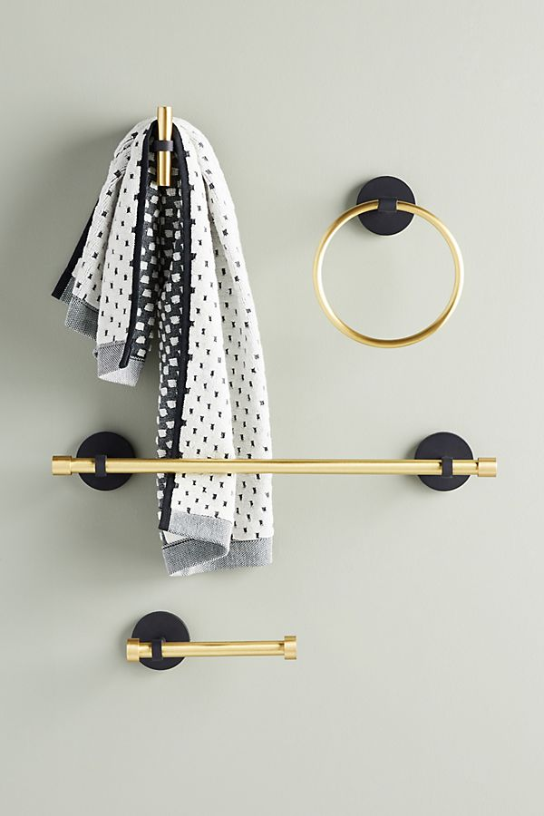 Slide View: 3: Villa Towel Bar