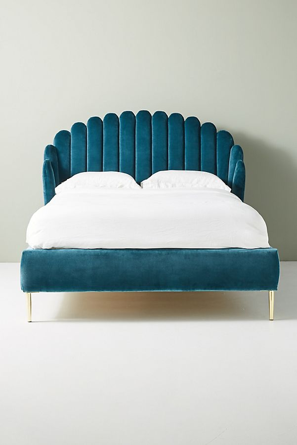 Slide View: 2: Bethan Gray Feather Collection Bed