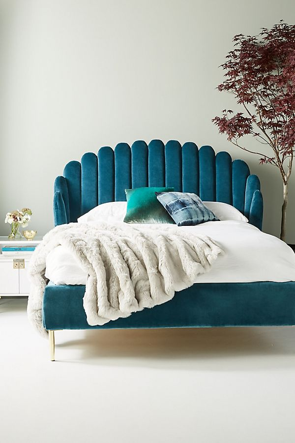 Slide View: 1: Bethan Gray Feather Collection Bed