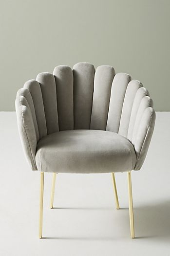 Slide View: 2: Bethan Gray Feather Collection Dining Chair