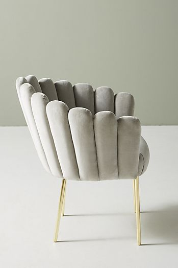 Slide View: 4: Bethan Gray Feather Collection Dining Chair