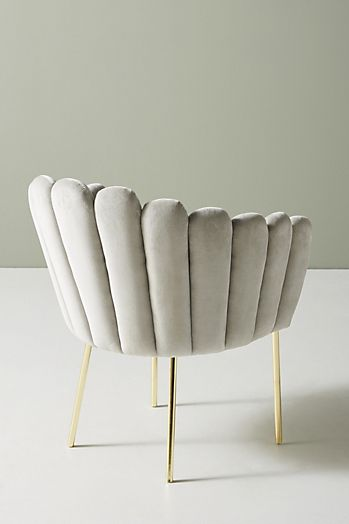 Slide View: 5: Bethan Gray Feather Collection Dining Chair