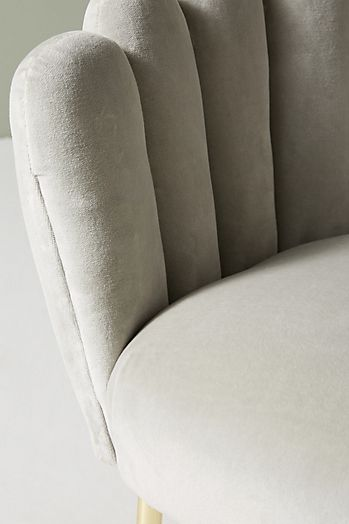 Slide View: 6: Bethan Gray Feather Collection Dining Chair
