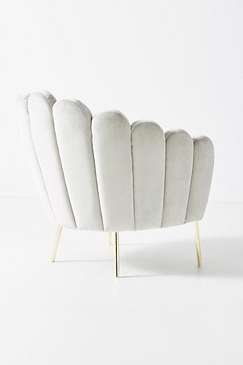Slide View: 5: Bethan Gray Feathered Occasional Chair