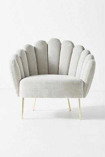 Slide View: 2: Bethan Gray Feathered Occasional Chair