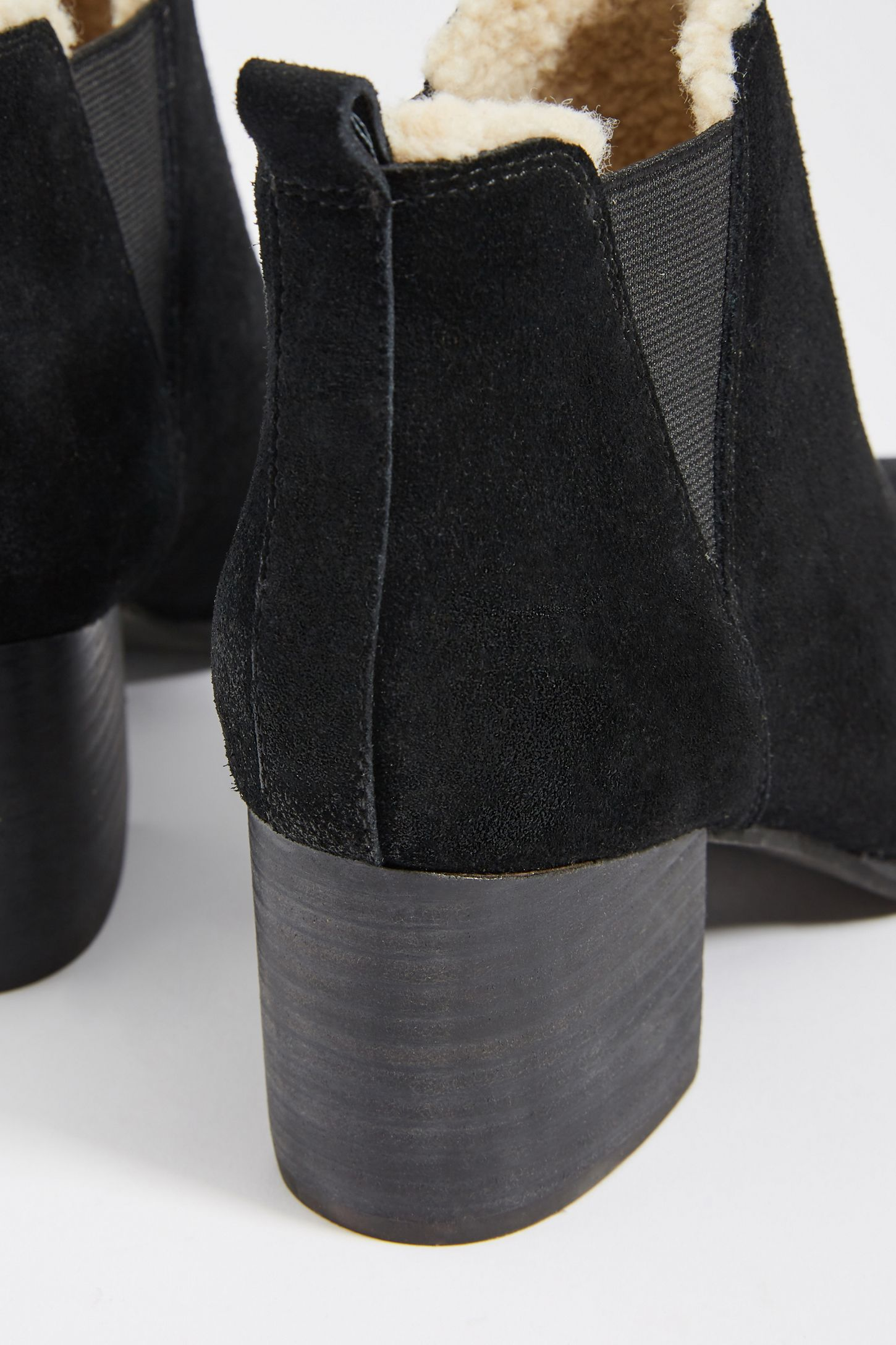 49709b1af3855d Slide View  4  Liendo by Seychelles Shearling-Lined Booties