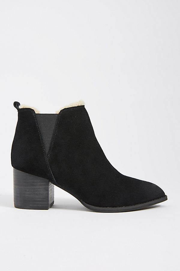 ba36283073ed72 Slide View  1  Liendo by Seychelles Shearling-Lined Booties