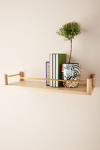 Wall Storage Wall Shelves Anthropologie