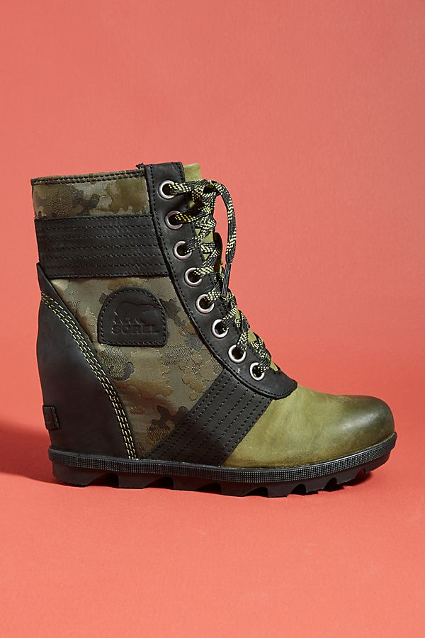 4ea205030d856 Sorel Lexie Wedge Boots | Anthropologie
