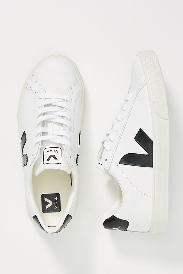 4b786fe6373 Veja Esplar Leather Sneakers