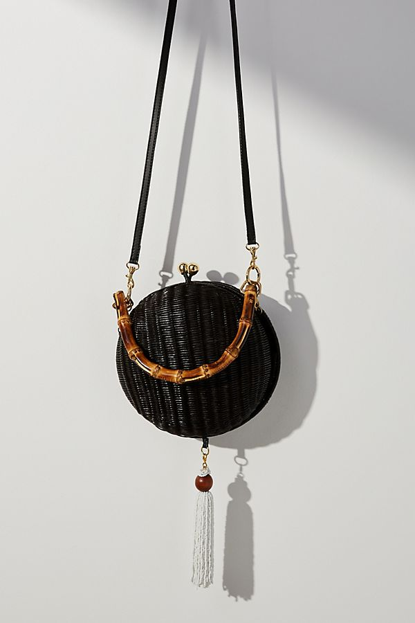 0f421f5001bf Lizzie Wicker Crossbody Bag