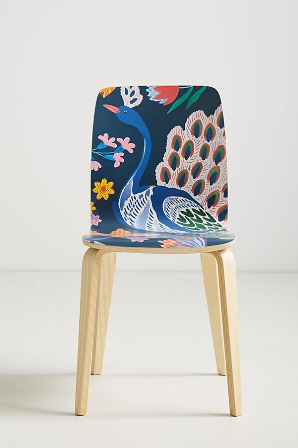 Slide View: 1: Sylvie Tamsin Dining Chair