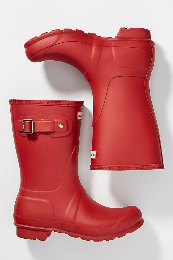 284a7628466 Hunter Boots Original Short Rain Boots