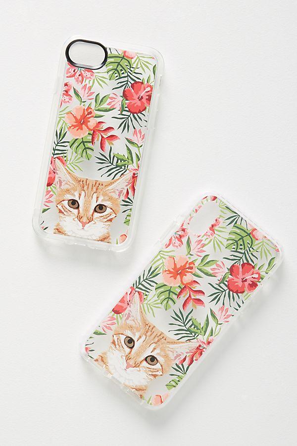 brand new f62dc 90227 Casetify Hawaiian Cat iPhone Case