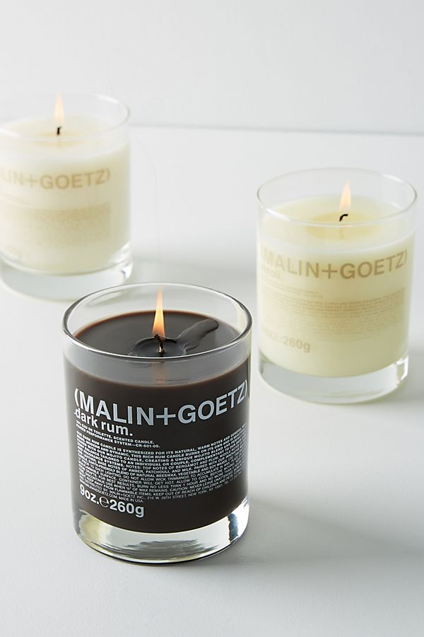 Slide View: 2: Malin + Goetz Boxed Candle
