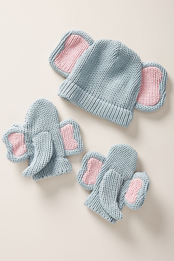 83135cd007b Wild Ones Hat and Mittens Set