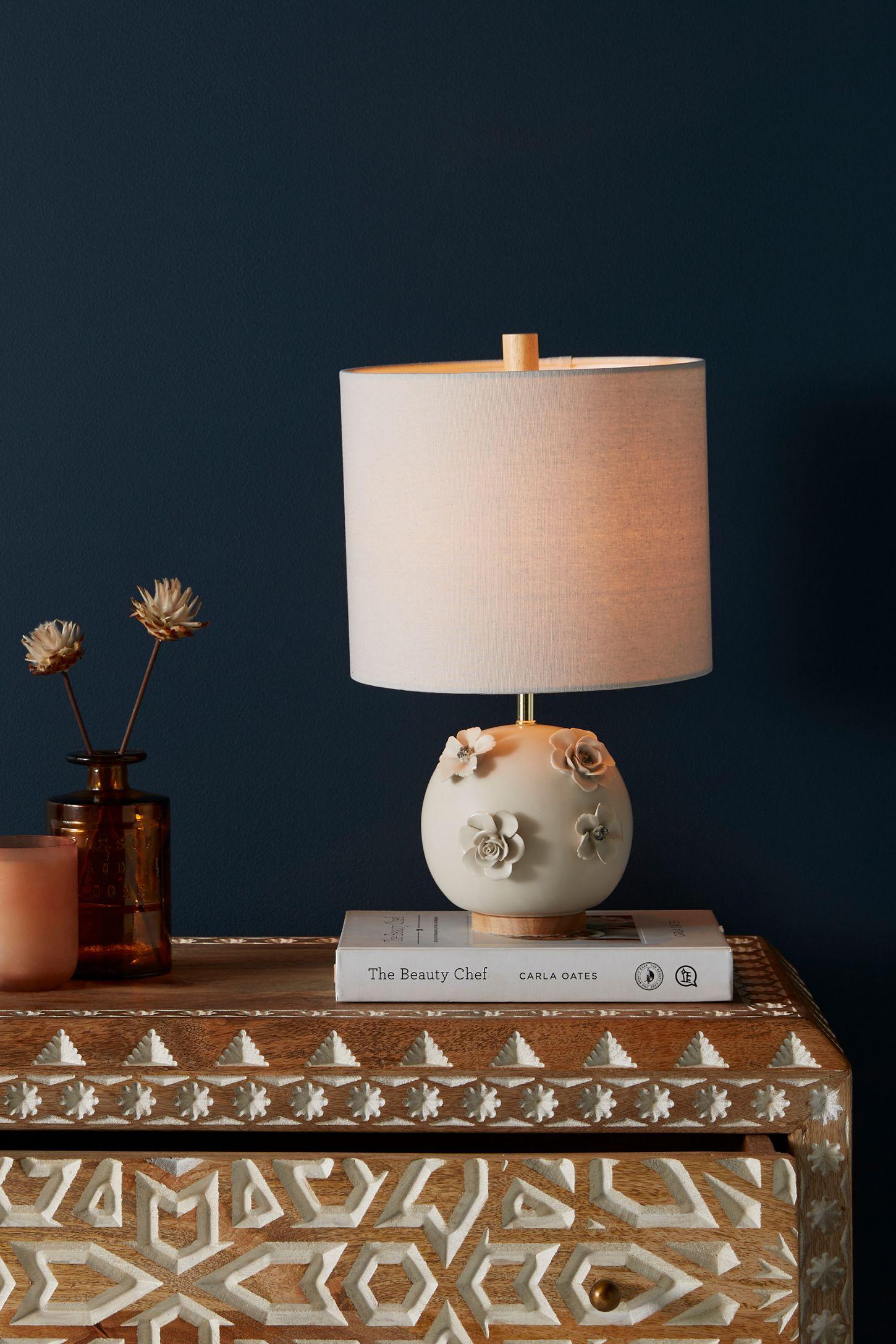 Ceramic Garden Table Lamp Anthropologie