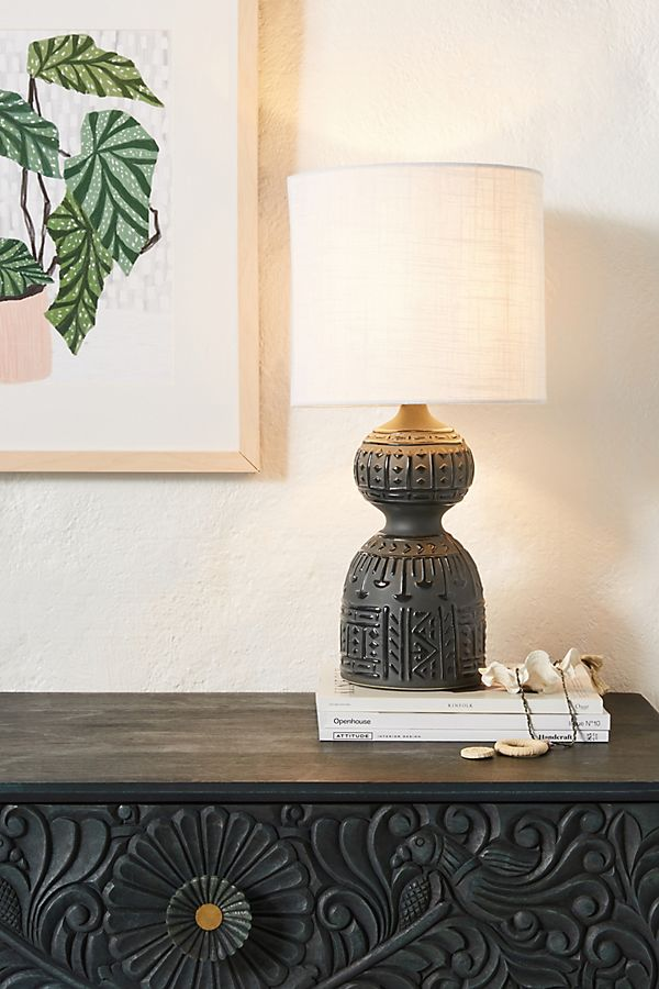 Slide View: 1: Lisette Table Lamp