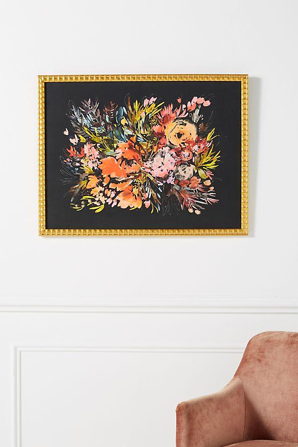 Slide View: 1: Perennial Gardens Wall Art