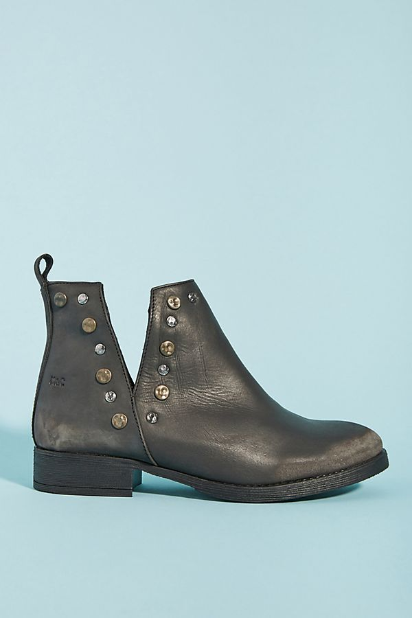 a042e4d31 Musse & Cloud Studded Booties | Anthropologie