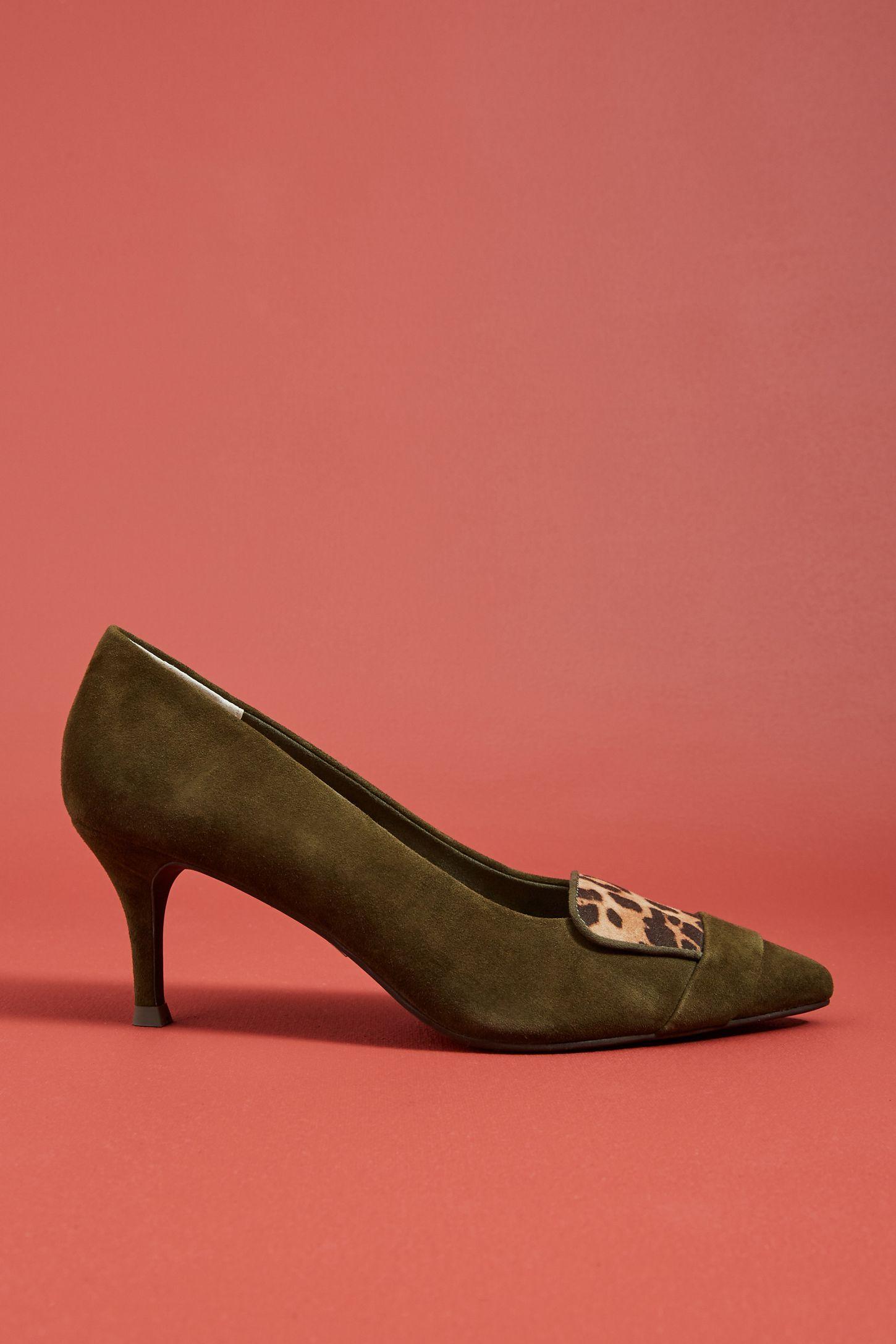 77af7a2e62 Seychelles Clear Cut Heels | Anthropologie