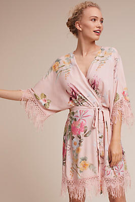 Hibiscus Robe by Plum Pretty Sugar