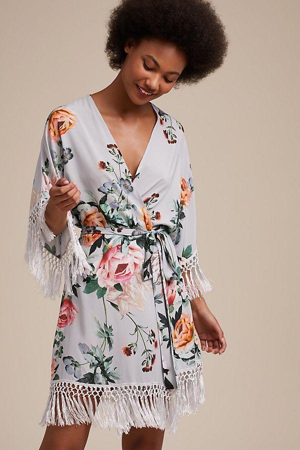Slide View: 1: Hibiscus Robe