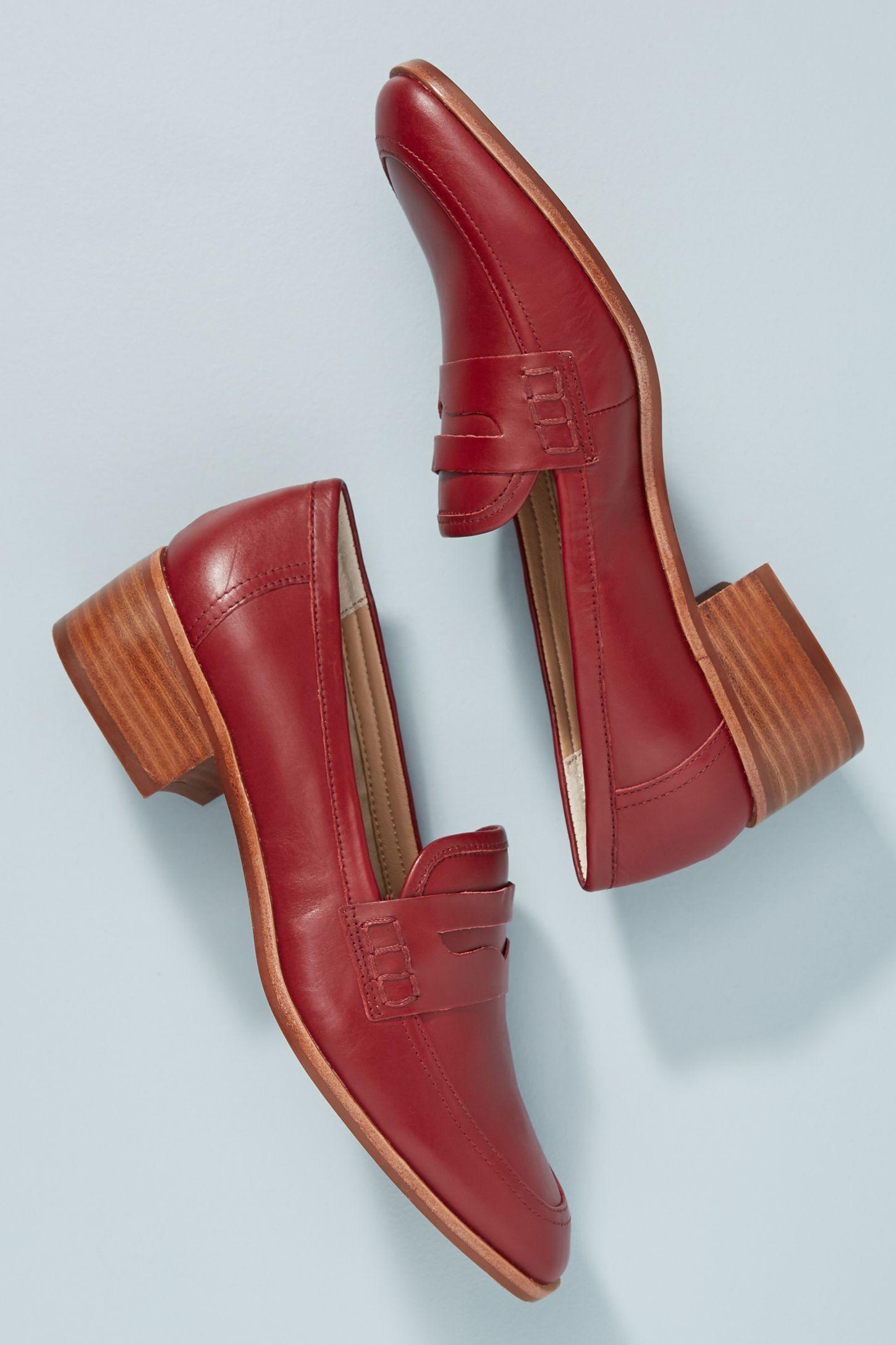 3aa631315a8 Steve Madden Iona Menswear Flats
