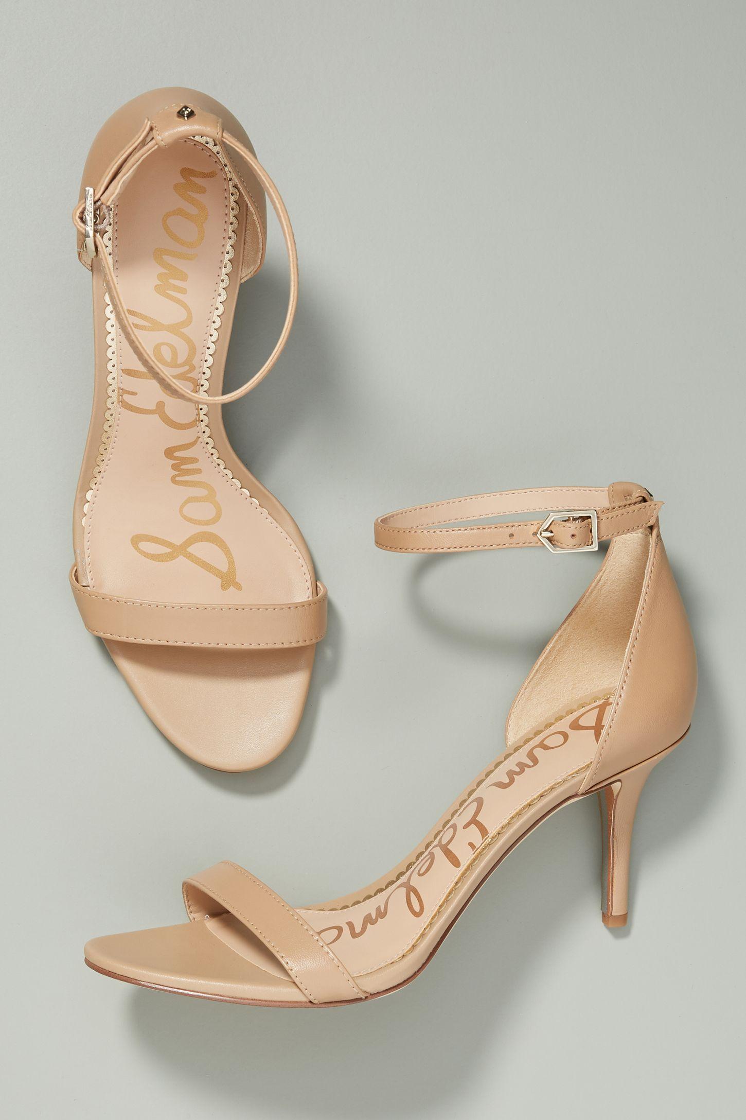 d0489e8a5706 Sam Edelman Patti Heeled Sandals